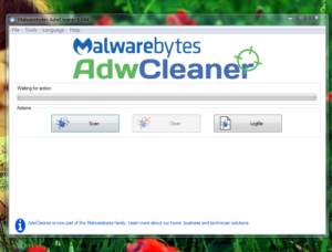 Adwcleaner is a free utility that helps to remove ads , pop-ups and malwares on your computer