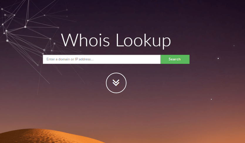 find who is lookup
