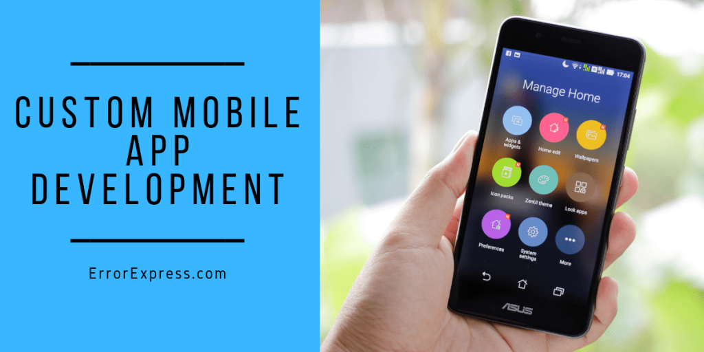 Custom Mobile App Development Service Features