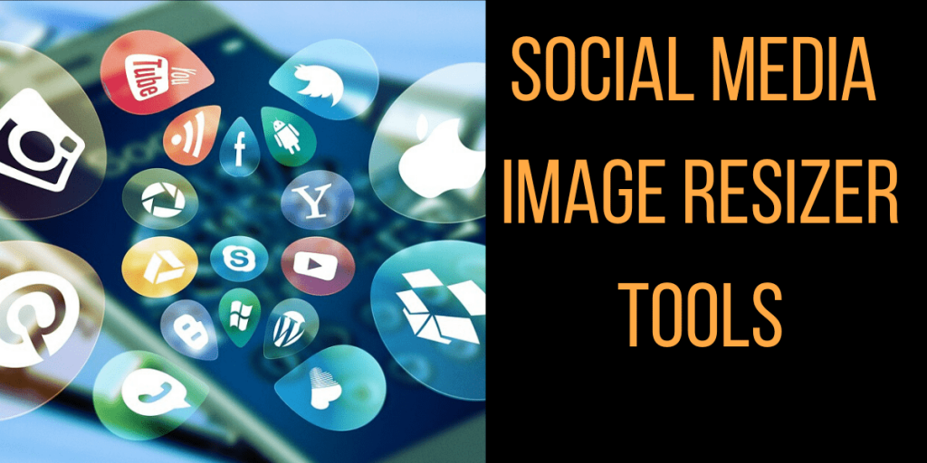social media image resizer tools available online