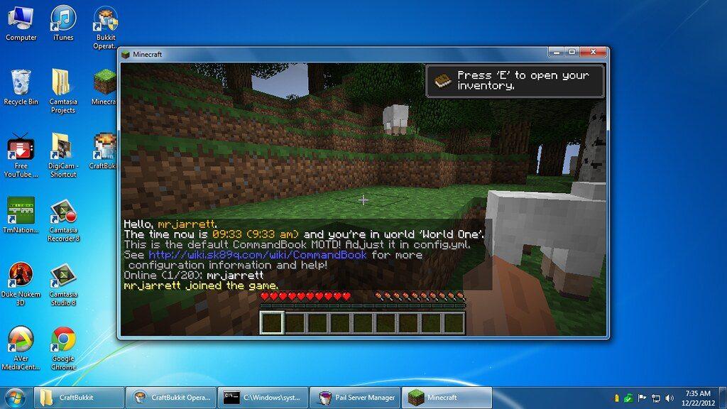 free game server