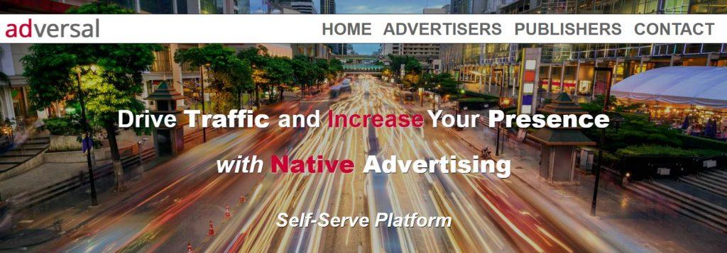Adversal best ad network