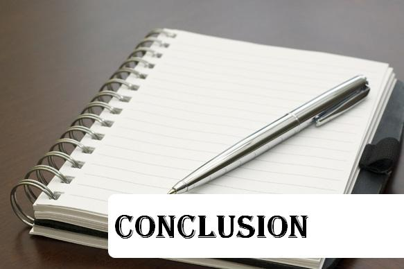 conclusion - best alternative or replacement of Google Adsense