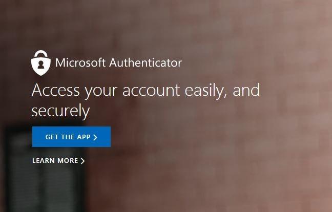 Microsoft Authenticator best 2fa authentication