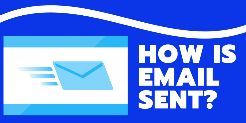 How is email sent