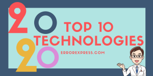 Top 10 technologies to learn in 2020
