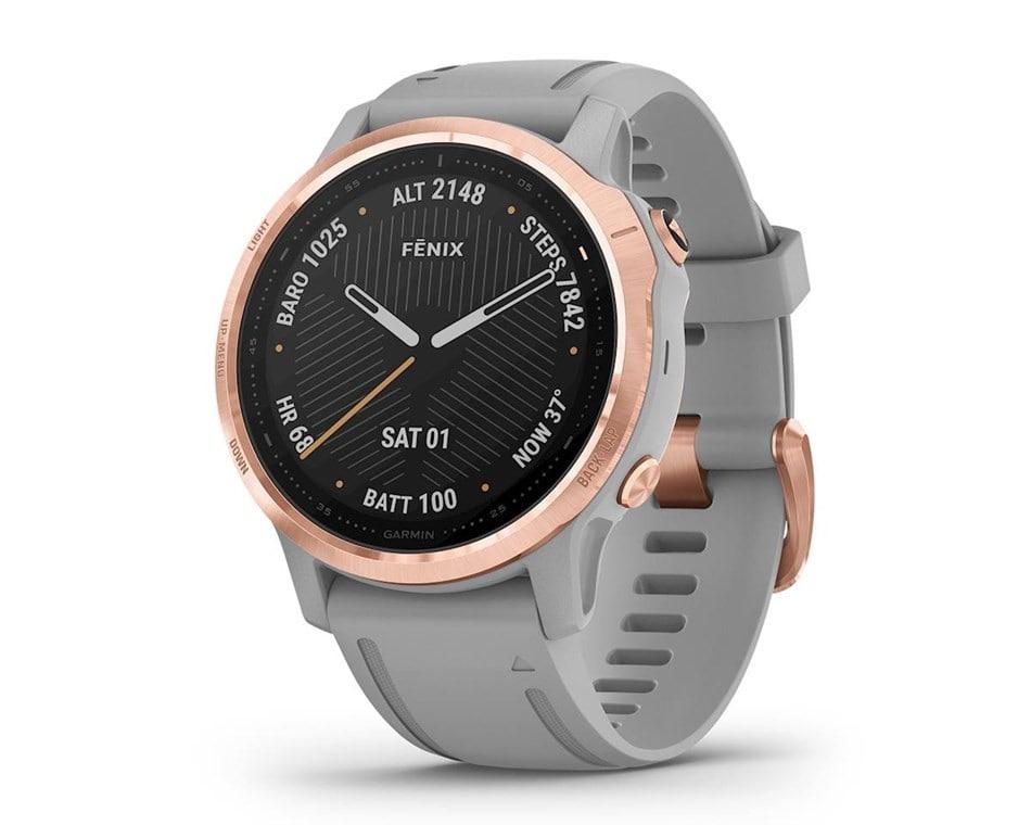 Garmin Fenix 6S Pro- Fitness heart rate monitor