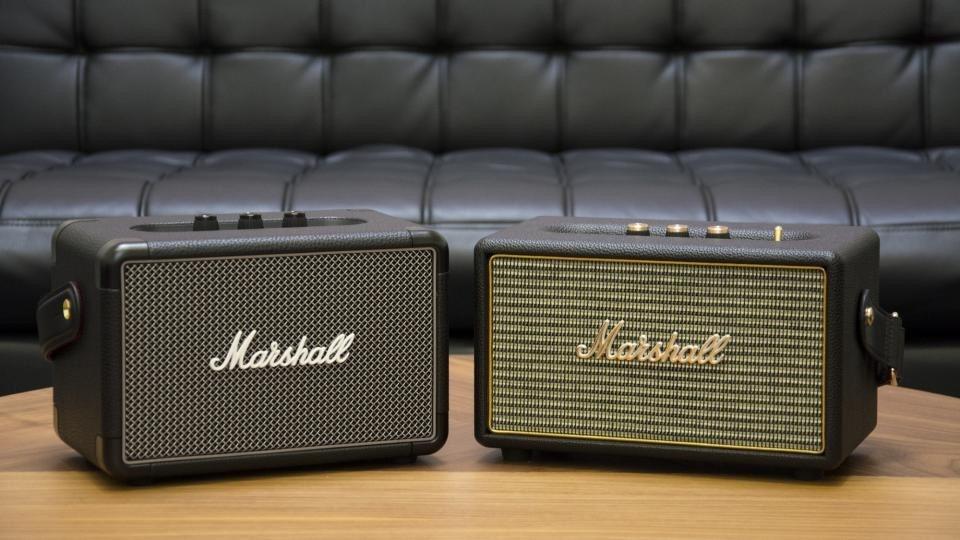 Marshal Kilburn - Bluetooth Speaker