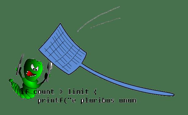 code debugging in web development