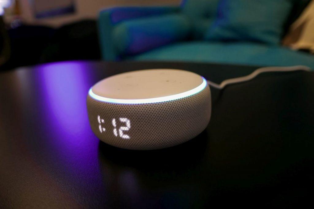 Amazon Echo Dot 3rd gen - Bluetooth Speaker