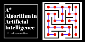 A* Algorithm in Artificial Intelligence
