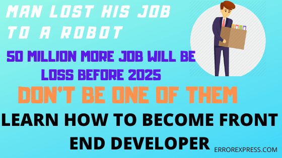 How to become a front end developer in 2020