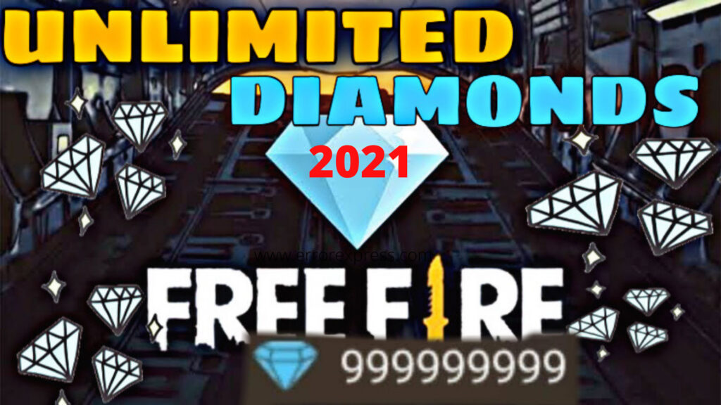 Free Fire Diamonds 2021 Free Online without human verification