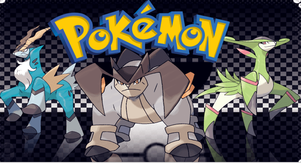 Everything about Black and White Pokemon Legendary