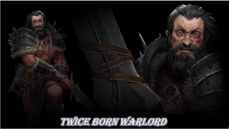 teice born warlord