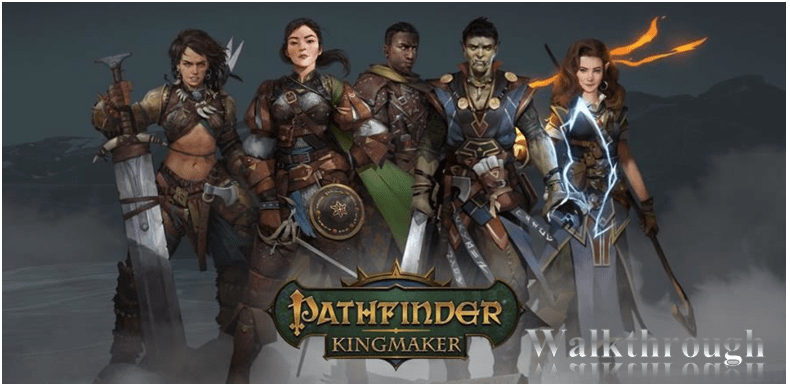 On Screen Adventure with Pathfinder Kingmaker Walkthrough-cover