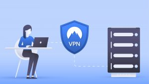 Preferably use VPN service for accessing your Google Drive data