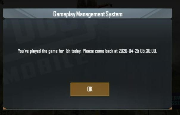 3 Ways to Remove PUBG Mobile age restriction/ Health Remainder 18 Years