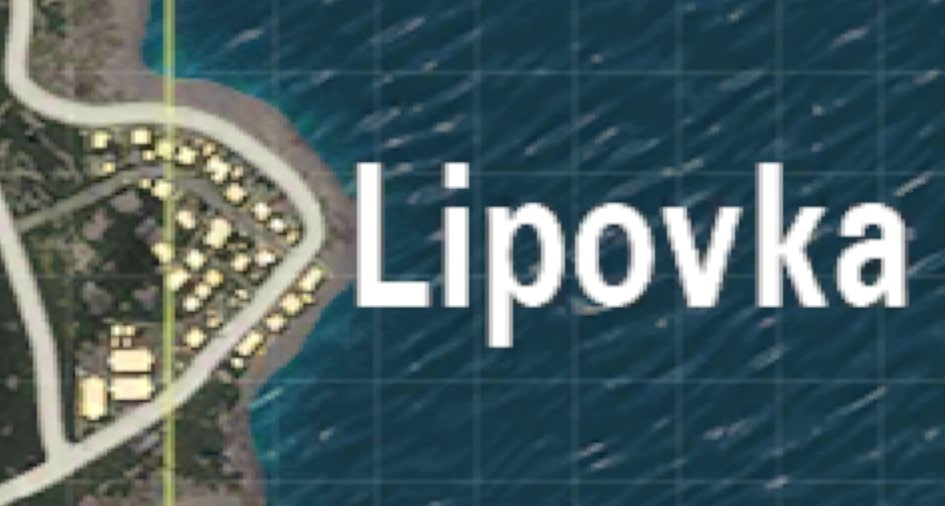 Lipovka Moderate Places to land in PUBG MOBILE
