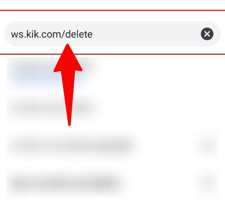permanent deactivation link