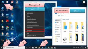 access to windows file explorer