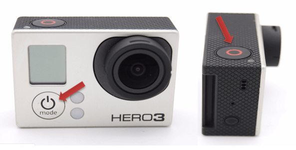 how to resolve and reset gopro hero 3