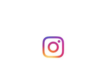 open Instagram account