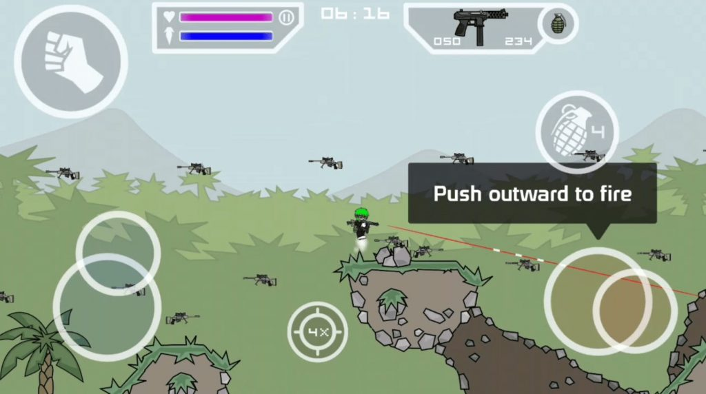 Download Mini Militia Sniper Sprayer Hacked MOD 2020 New | New Hacks | AntiBan MOD
