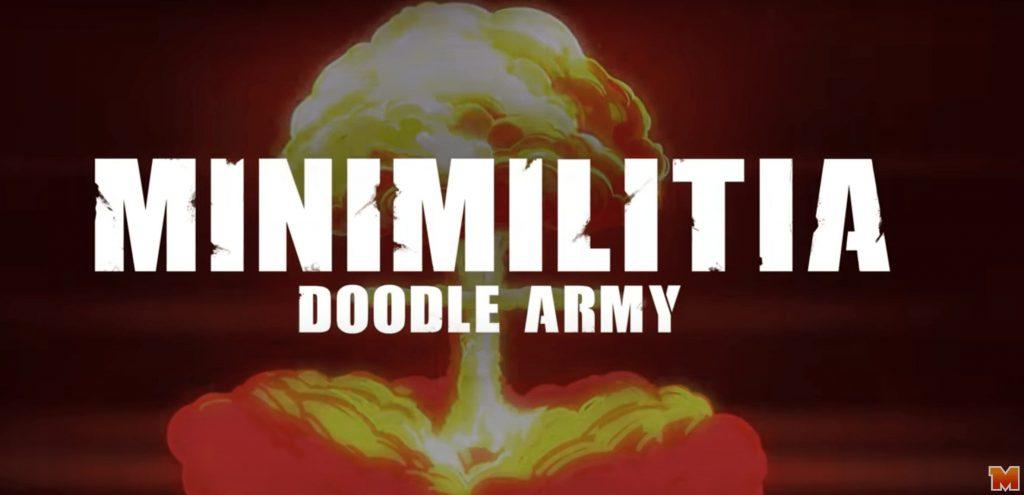 Download Mini Militia MOD APK 2020 New Version 5.1.0.   Direct Download Link