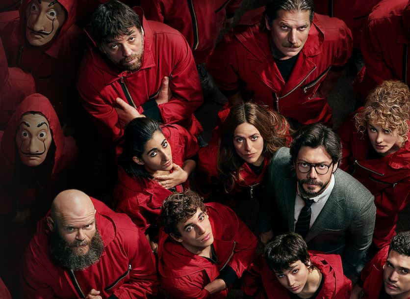 How to Download Money Heist All Seasons   English Subtitles   100% Working