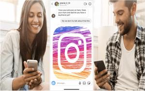 How to impress girl on Instagram