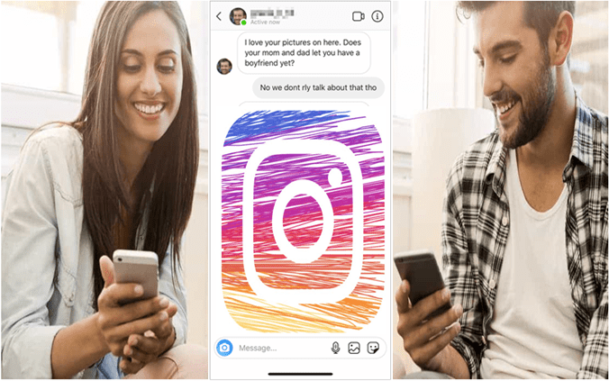 How to impress girl on Instagram