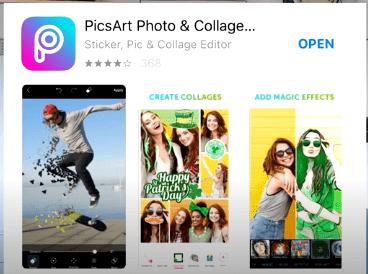 picsart photo app