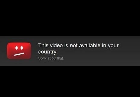 How to Fix the Issue of Video Not Available In Your Country
