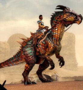 How to Unlock all Mounts | Guild Wars 2 -Raptor