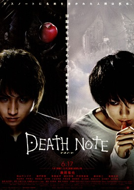 Death Note (2006) Torrent Download Links   Series,Characters,Reviews