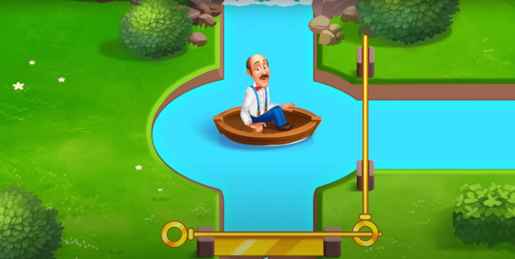 Gardenscapes Unlimited Coins and Stars without human verification 2020 Latest