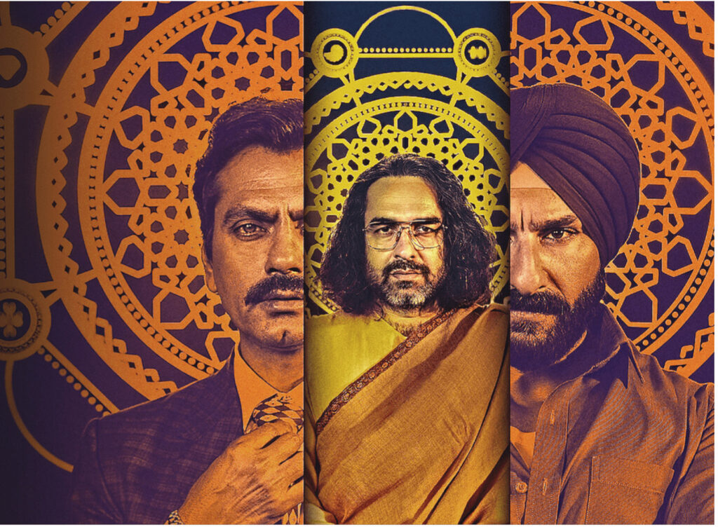 Download Sacred Games Season 1&2 All episodes Torrent Magnet Links. 360p/480p quality