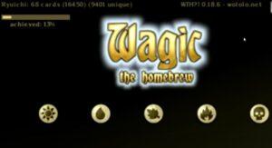Wagic, The Homebrew - Best PSP Game