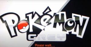 PSPokemon Grey - Best Homebrew game on PSP
