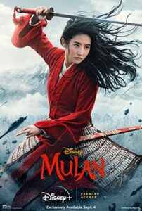 Download/Watch Mulan 2020 Movie Free Here