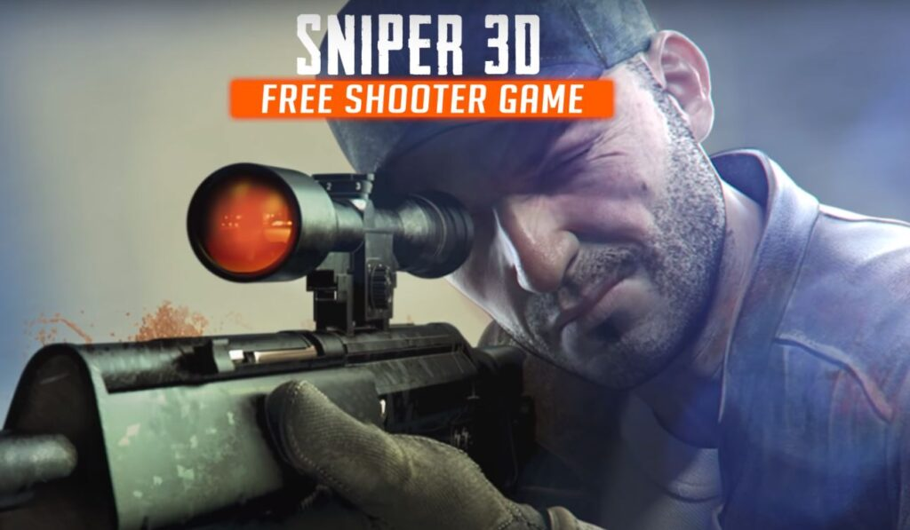 Sniper 3D Assassin MOD APK Hacked 2020 | Unlimited Coins and Diamonds Cheats
