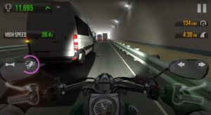 Traffic Rider MOD APK Latest 2020 | Unlimited Cash and Keys
