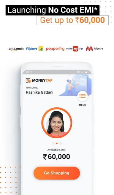 Mpokket   Moneytap Instant Personal Loan