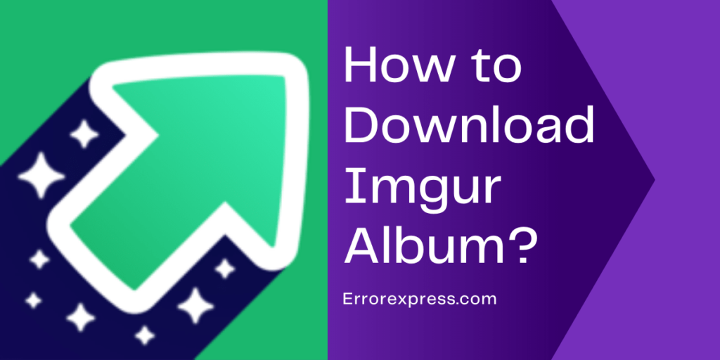 Download Album using Imgur Album Downloader