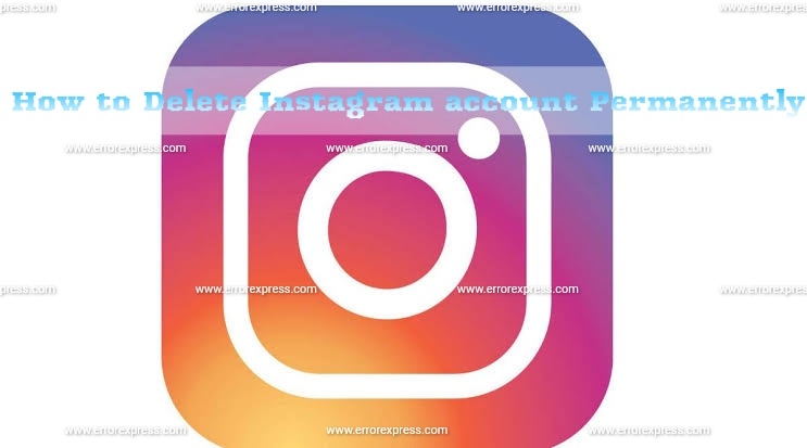 Instagram Account Deletion