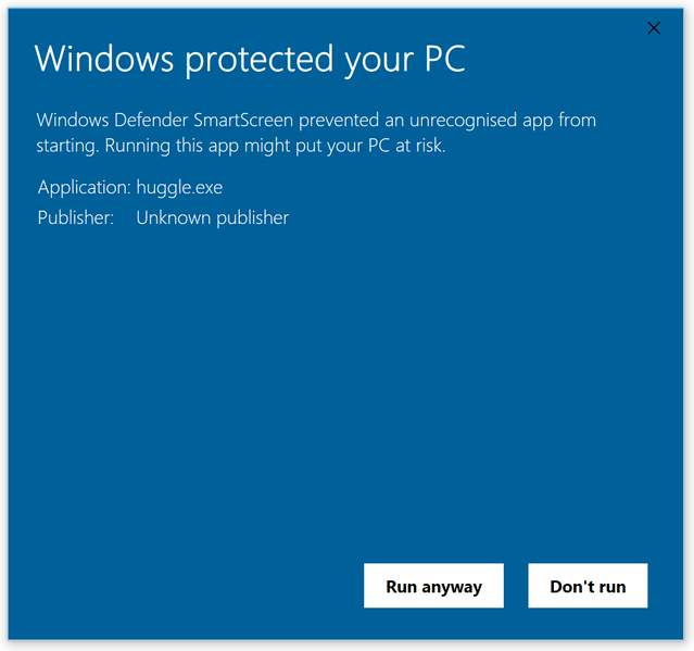Everything You Learn about Windows Defender SmartScreen