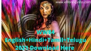 Download Wonder Woman Dubbed Movierulz Links | Eng+Hin+Tel+Tam