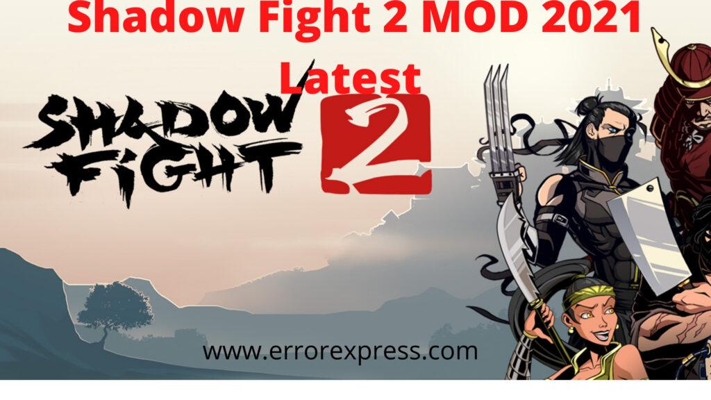 Download Shadow Fight 2 MOD APK 2021 Unlimited Coin/Gem Generators