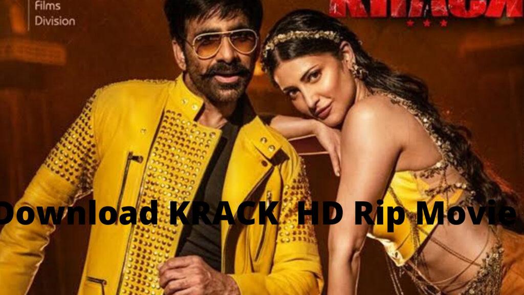 Download Krack Movie HD Rip | Telugu Hindi Tamil